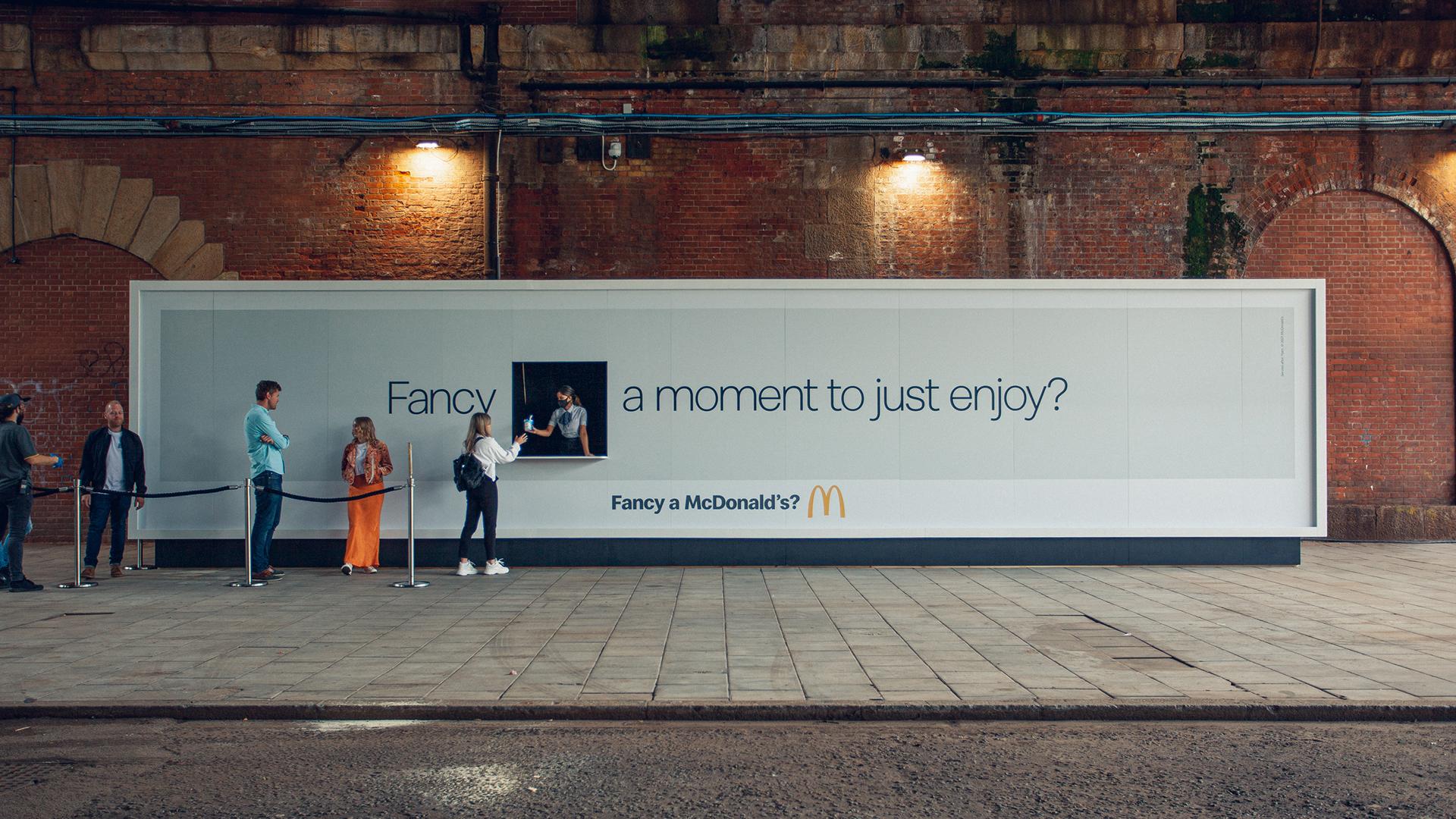 'The Walk-thru Billboard'